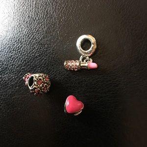 Charms (set of 3)